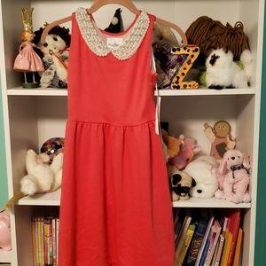 Lovely NWT girl's dress 12